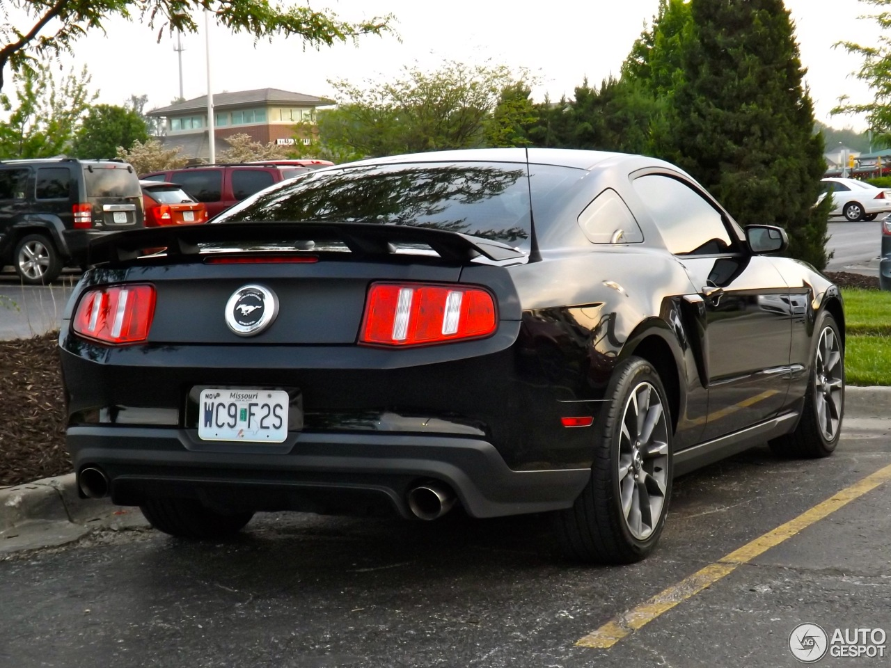 2010 Ford Mustang For Sale >> Ford Mustang GT 2010 California Special - 19 May 2013 - Autogespot