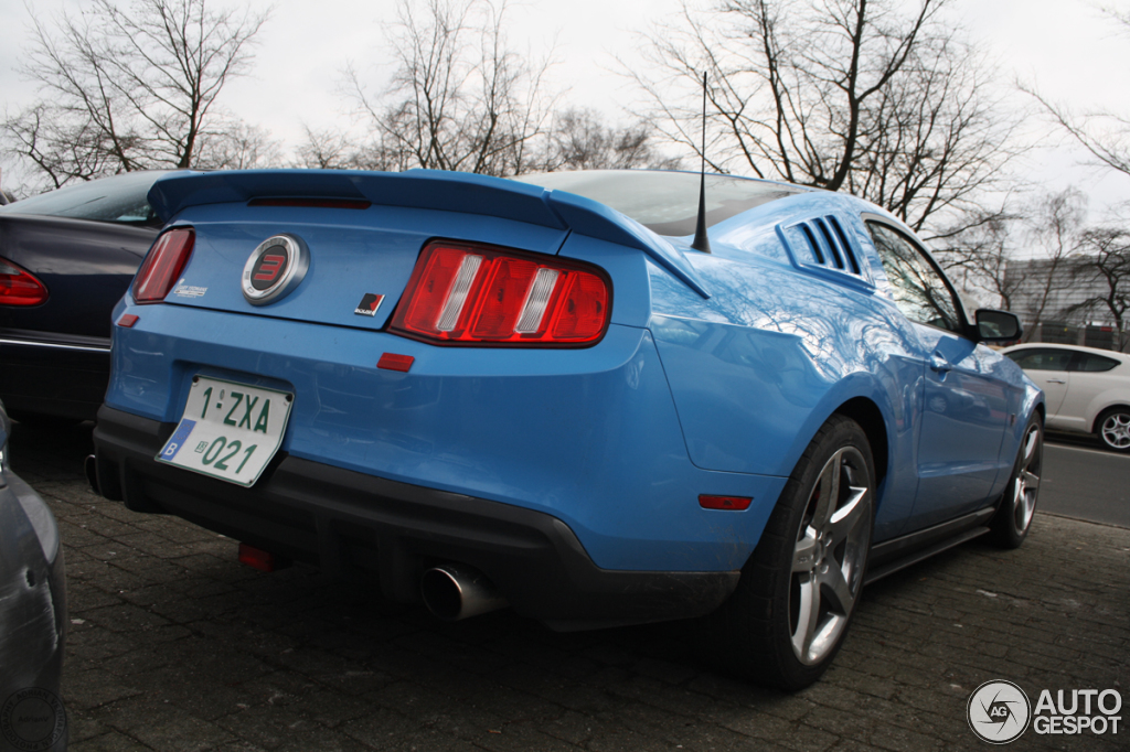 ford mustang roush 5 0 stage 3 2011 19 may 2013 autogespot. Black Bedroom Furniture Sets. Home Design Ideas