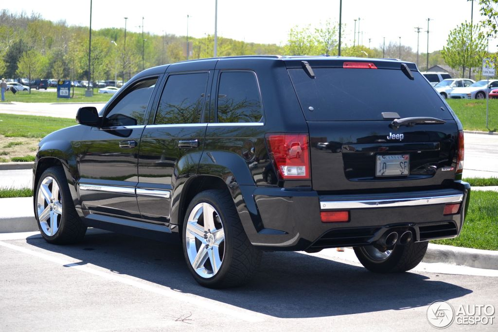Jeep Grand Cherokee Srt 8 2005 19 May 2013 Autogespot