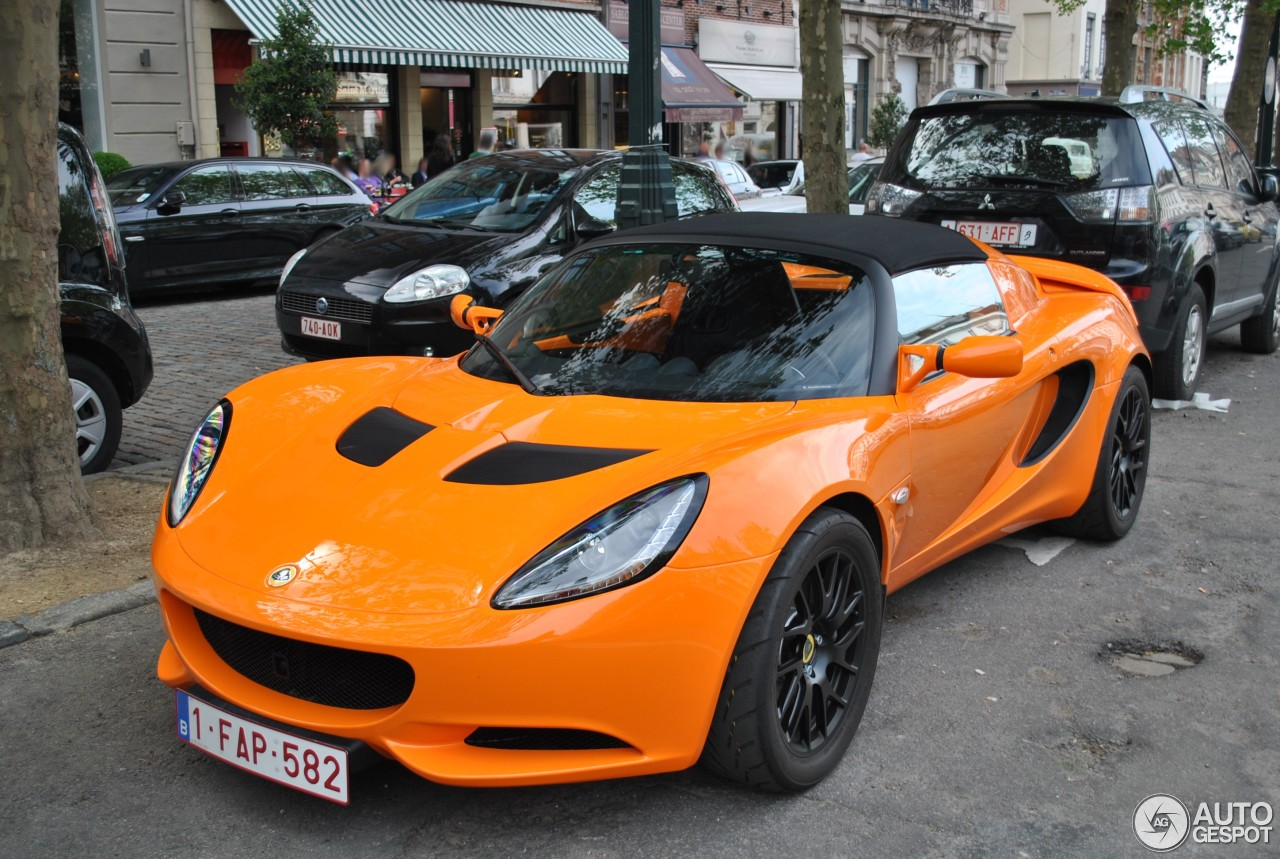 lotus elise s3 s 19 may 2013 autogespot. Black Bedroom Furniture Sets. Home Design Ideas