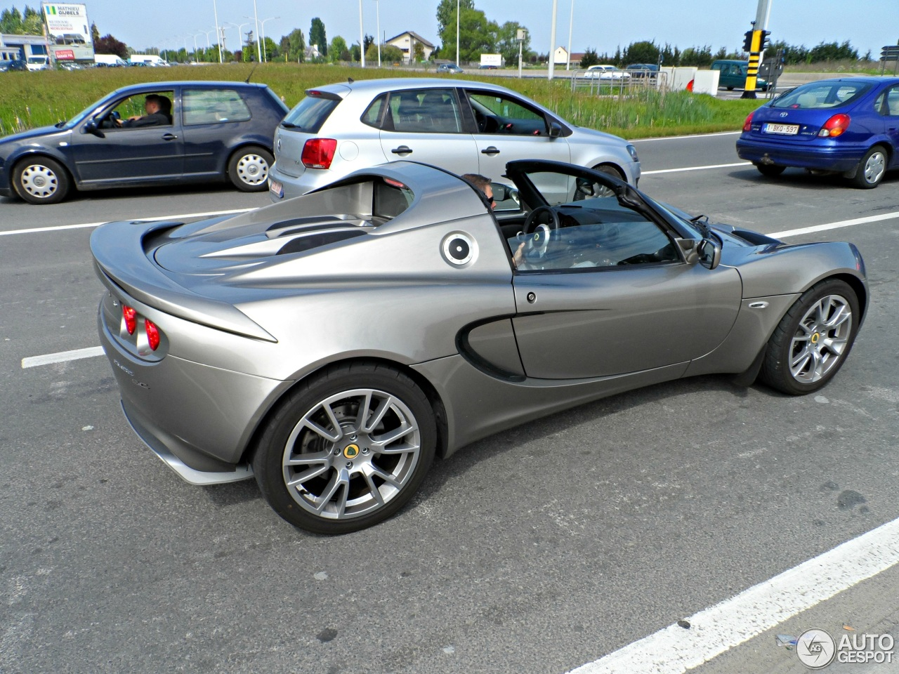 lotus elise s3 sc 19 mai 2013 autogespot. Black Bedroom Furniture Sets. Home Design Ideas