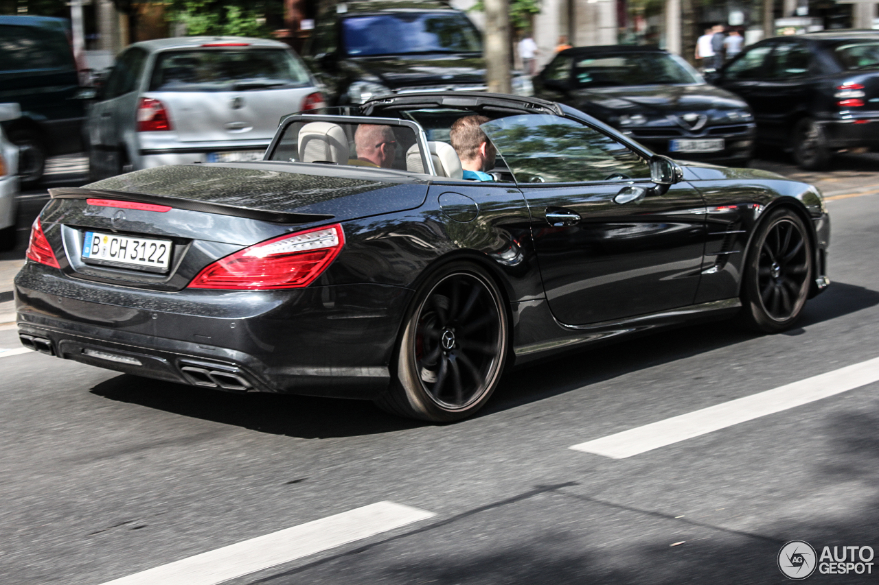 mercedes benz sl 63 amg r231 19 mai 2013 autogespot. Black Bedroom Furniture Sets. Home Design Ideas