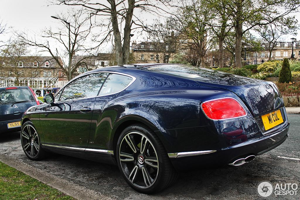 Bentley Continental Gt V8 20 Mayo 2013 Autogespot
