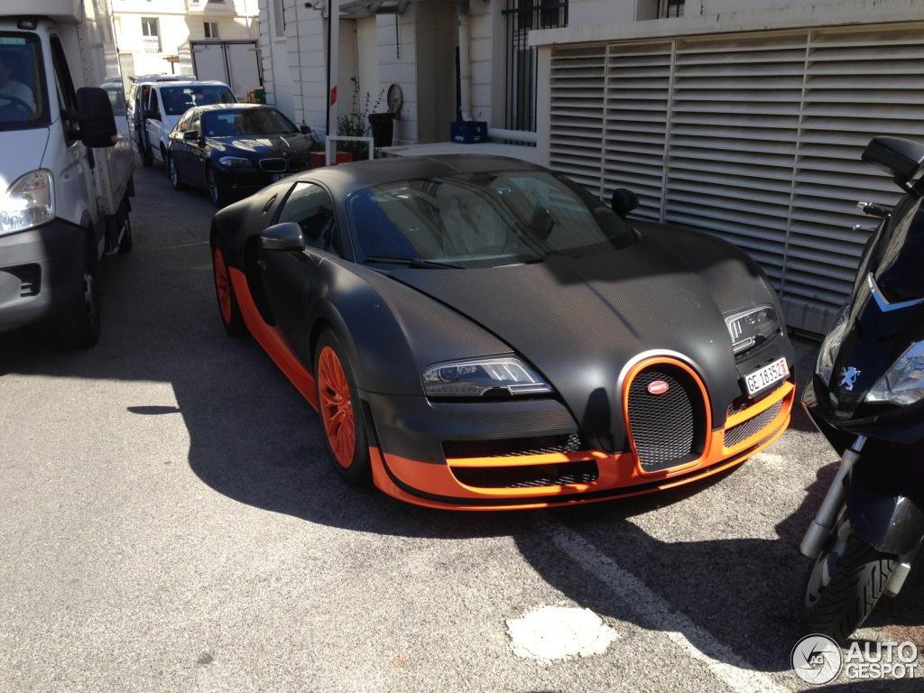 bugatti veyron 16 4 super sport 20 mai 2013 autogespot. Black Bedroom Furniture Sets. Home Design Ideas