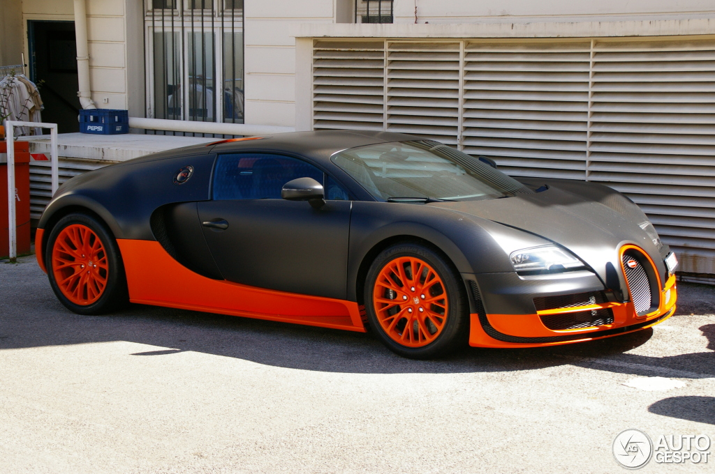 bugatti veyron 16 4 super sport 20 may 2013 autogespot. Black Bedroom Furniture Sets. Home Design Ideas