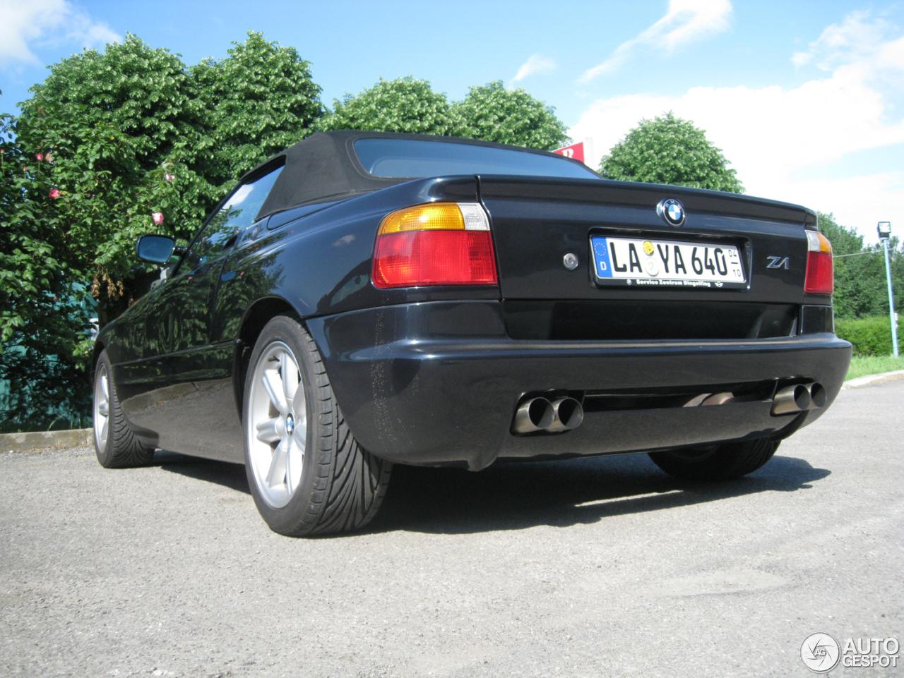 BMW Z1 1