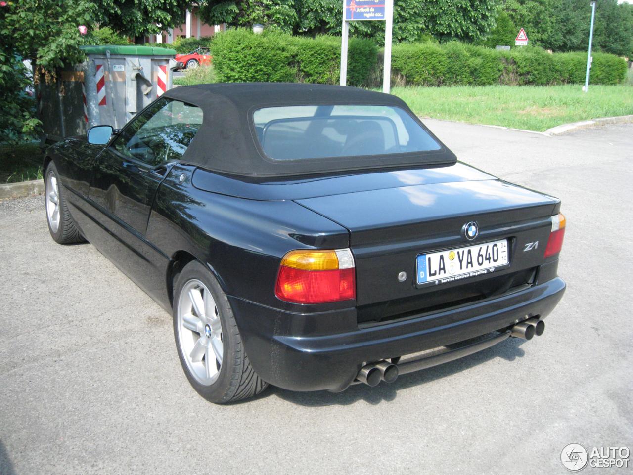BMW Z1 4