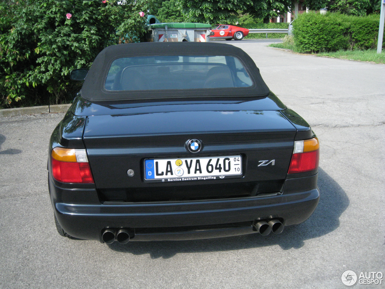 BMW Z1 5