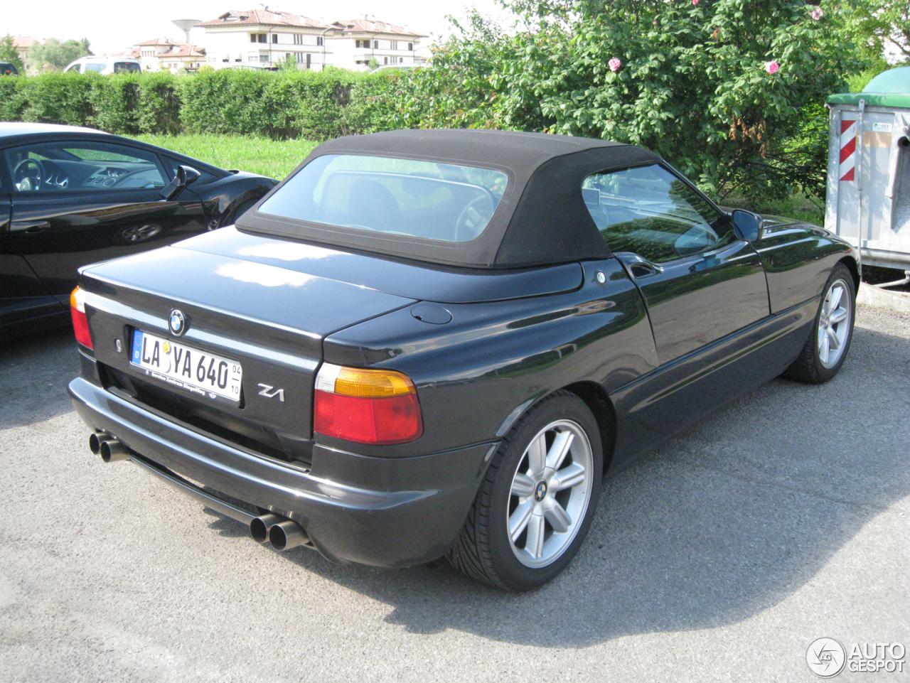 BMW Z1 6