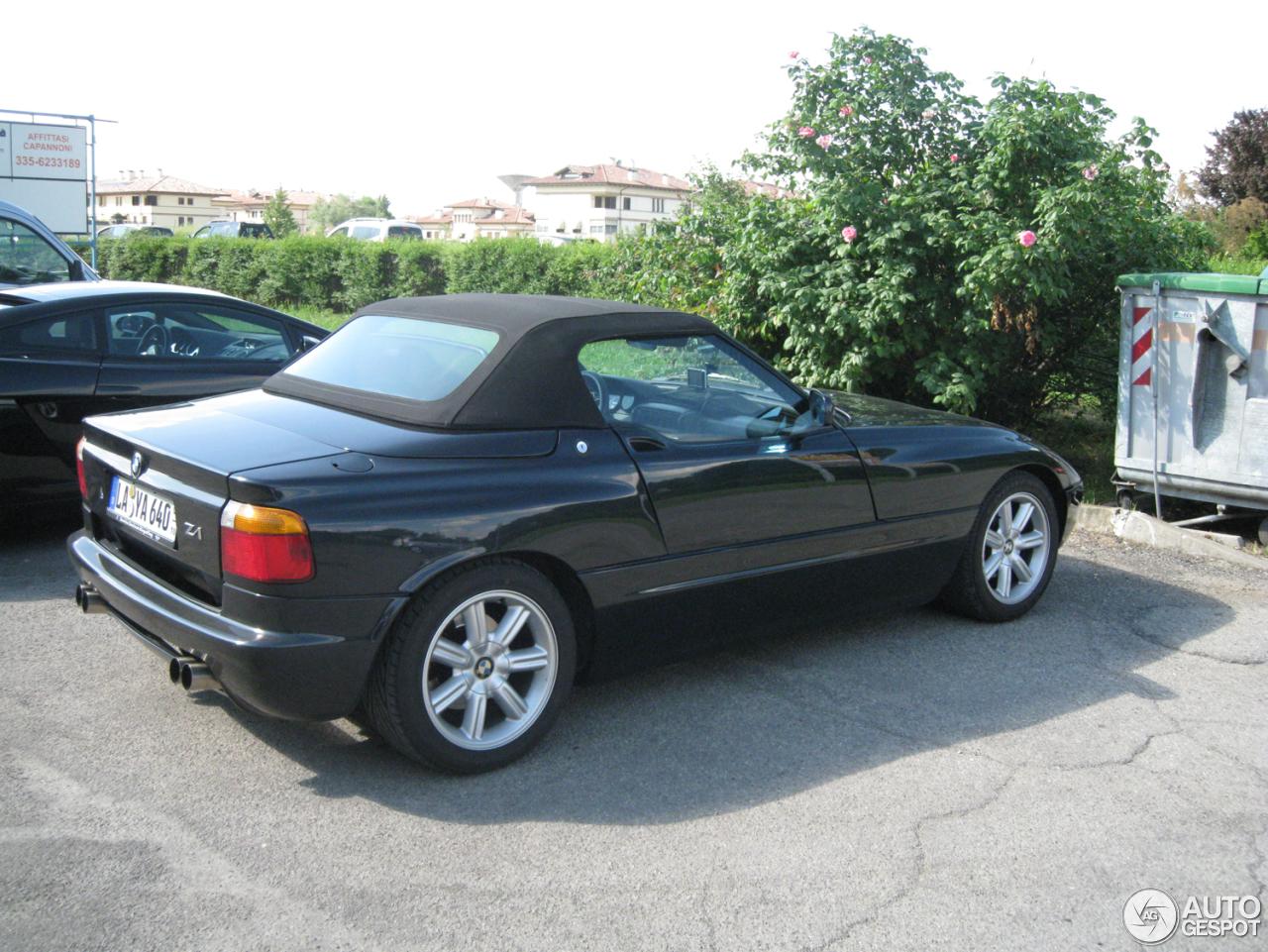 BMW Z1 7