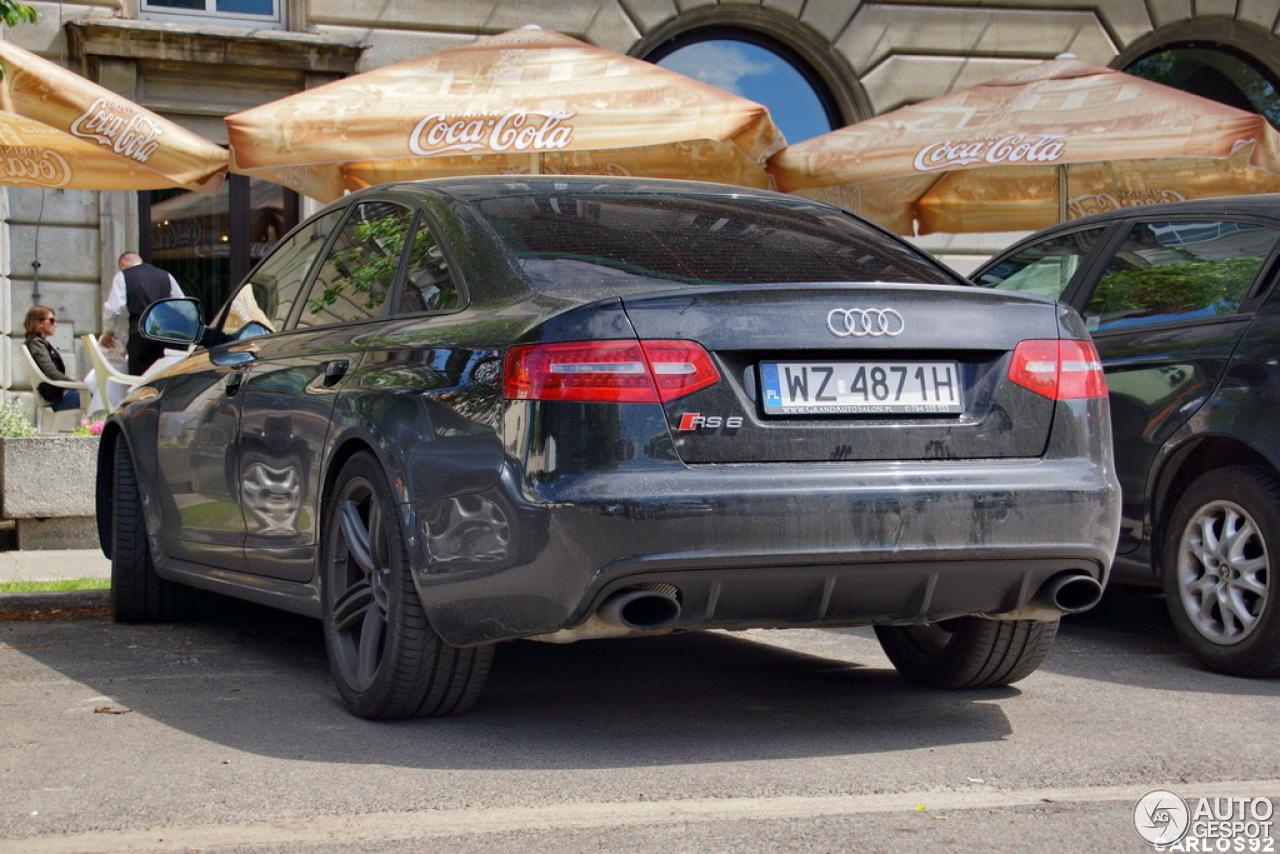Audi Rs6 Sedan C6 22 Maj 2013 Autogespot