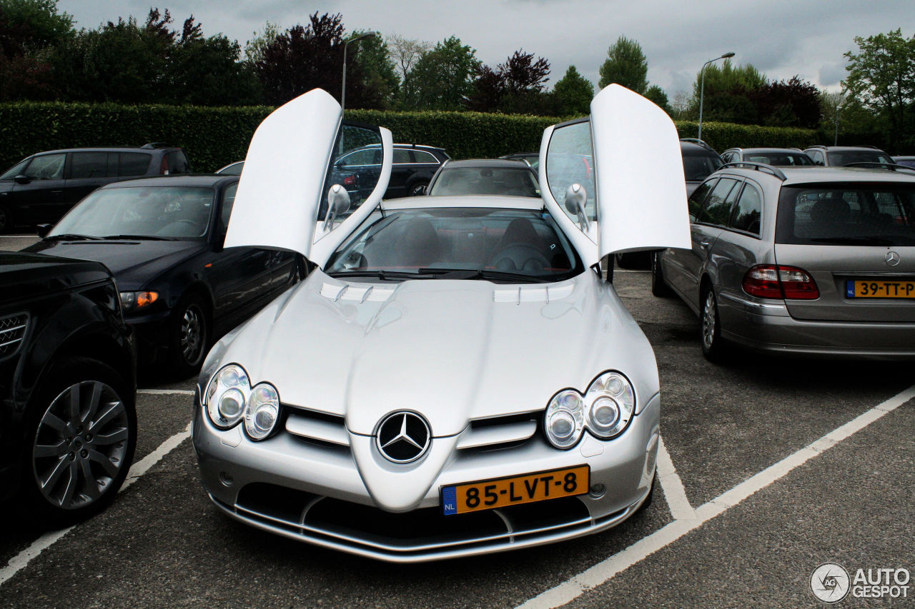 Mercedes-Benz SLR McLaren 1
