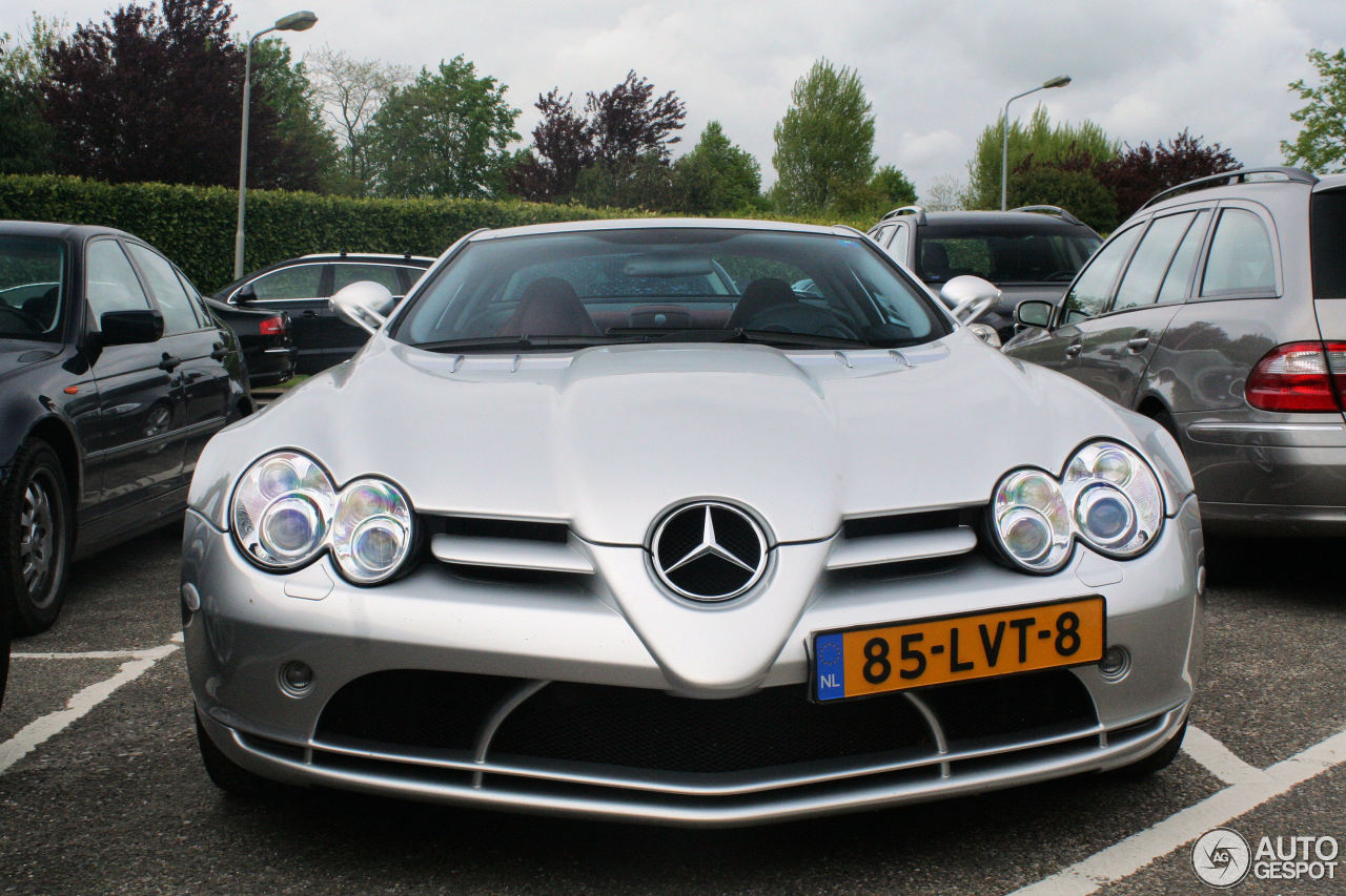 Mercedes-Benz SLR McLaren 5