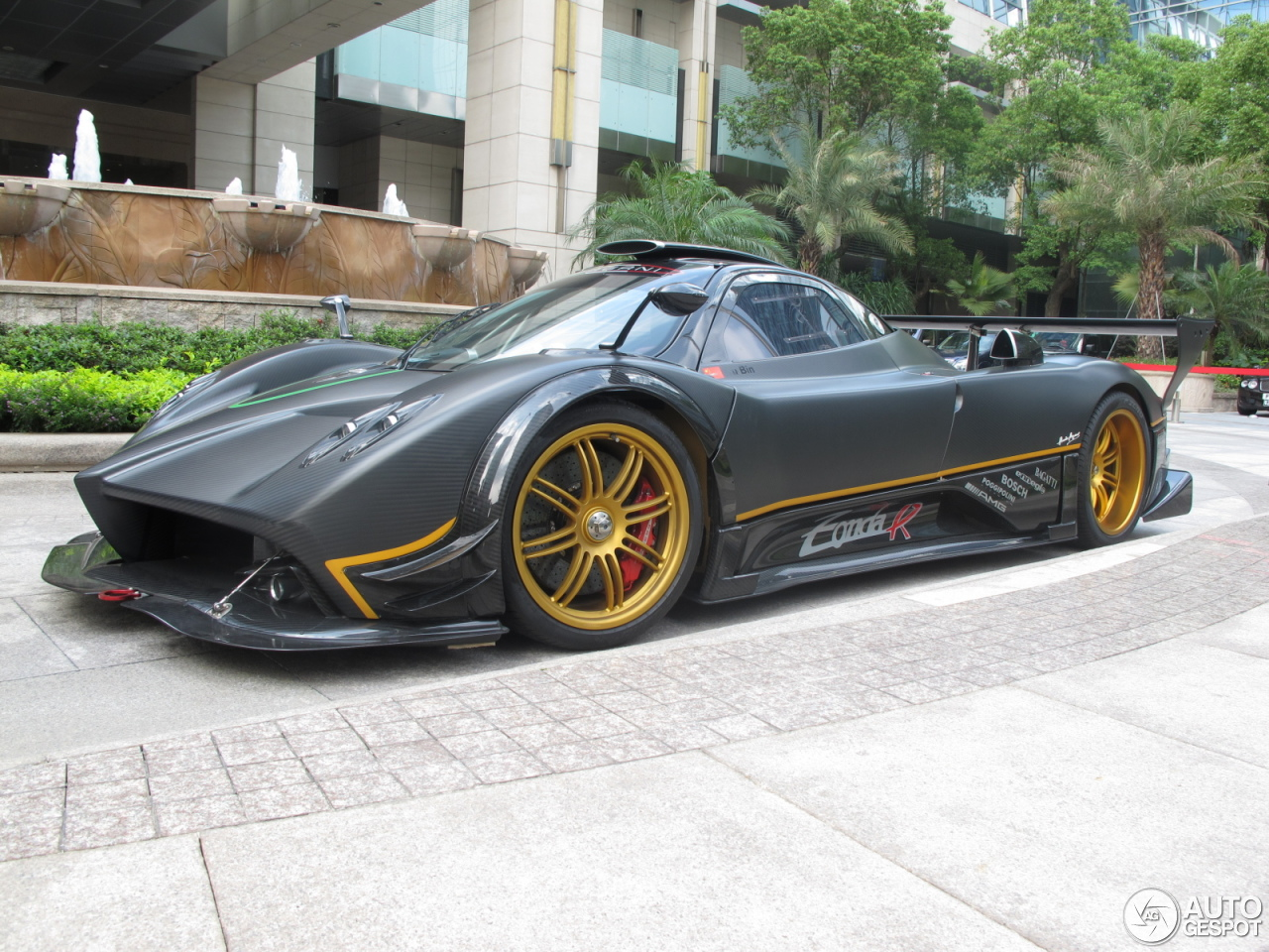 2008 Pagani Zonda Revolucion photo - 4