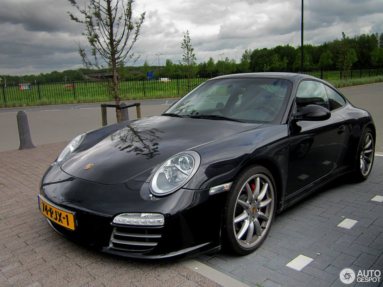 porsche 997 carrera 4s mkii 22 mei 2013 autogespot. Black Bedroom Furniture Sets. Home Design Ideas