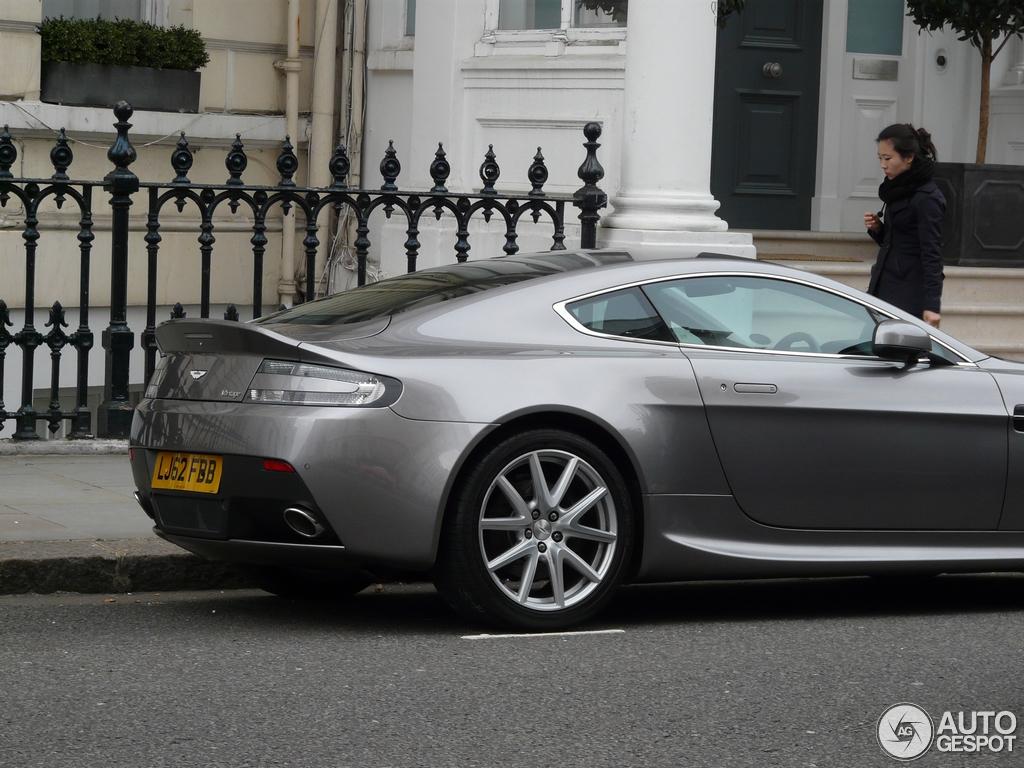 Aston Martin V8 Vantage 2012 23 May 2013 Autogespot
