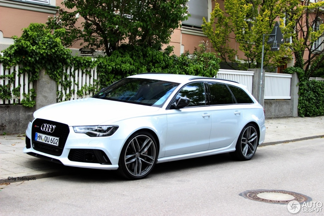 audi rs6 avant c7 23 may 2013 autogespot. Black Bedroom Furniture Sets. Home Design Ideas