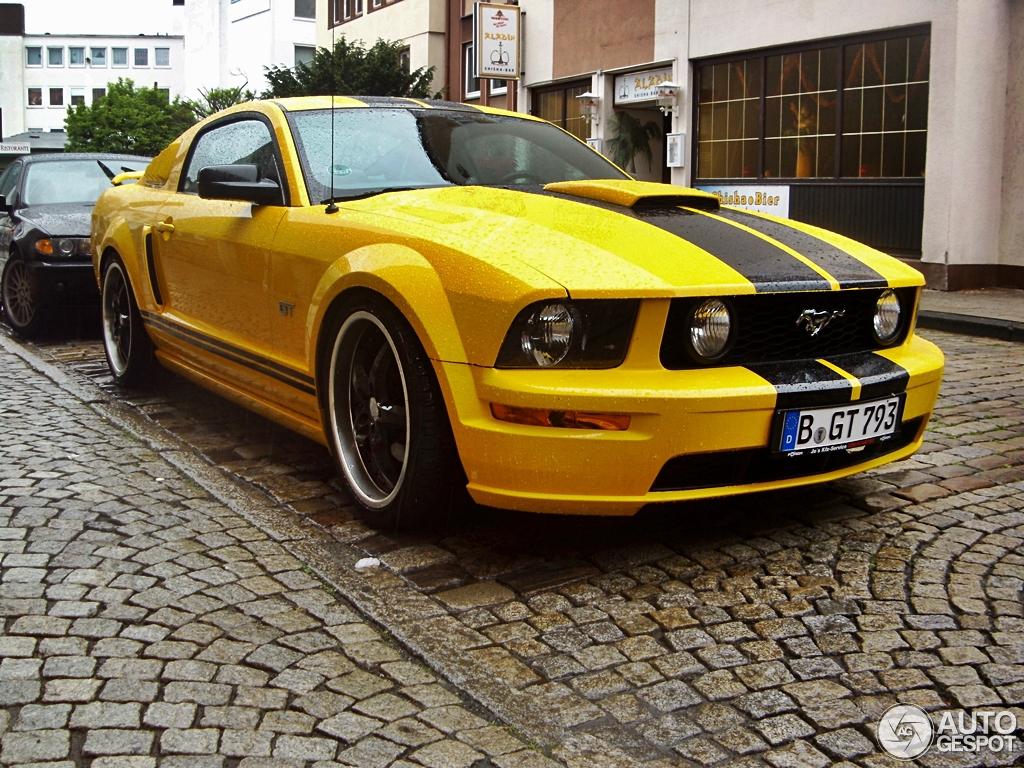Ford Mustang Gt 23 Mai 2013 Autogespot