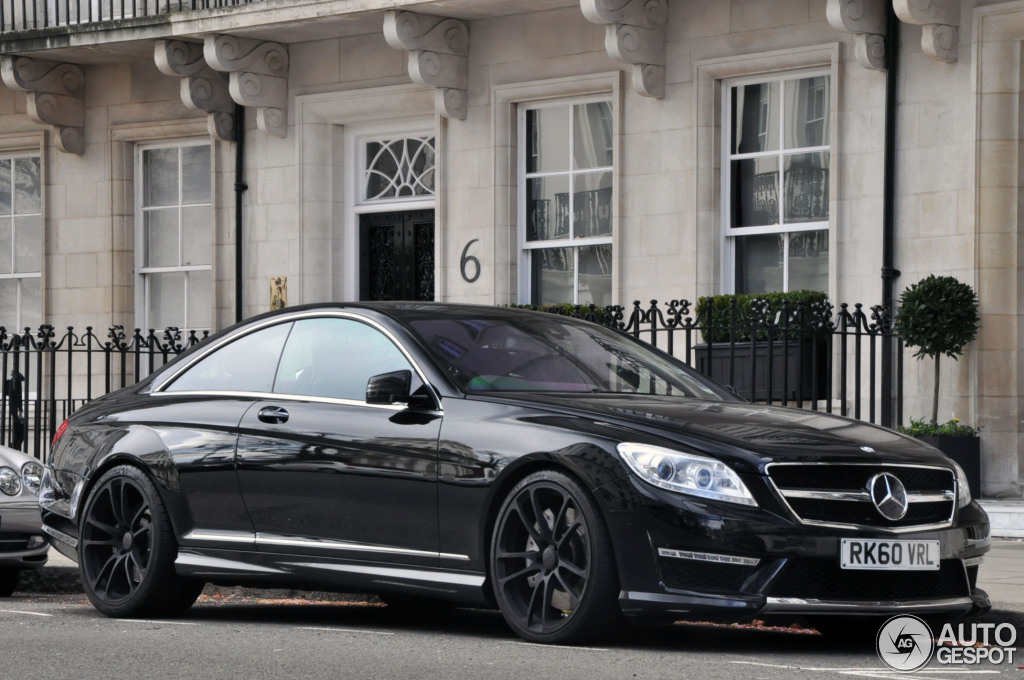 mercedes benz cl 65 amg c216 2011 23 may 2013 autogespot. Black Bedroom Furniture Sets. Home Design Ideas