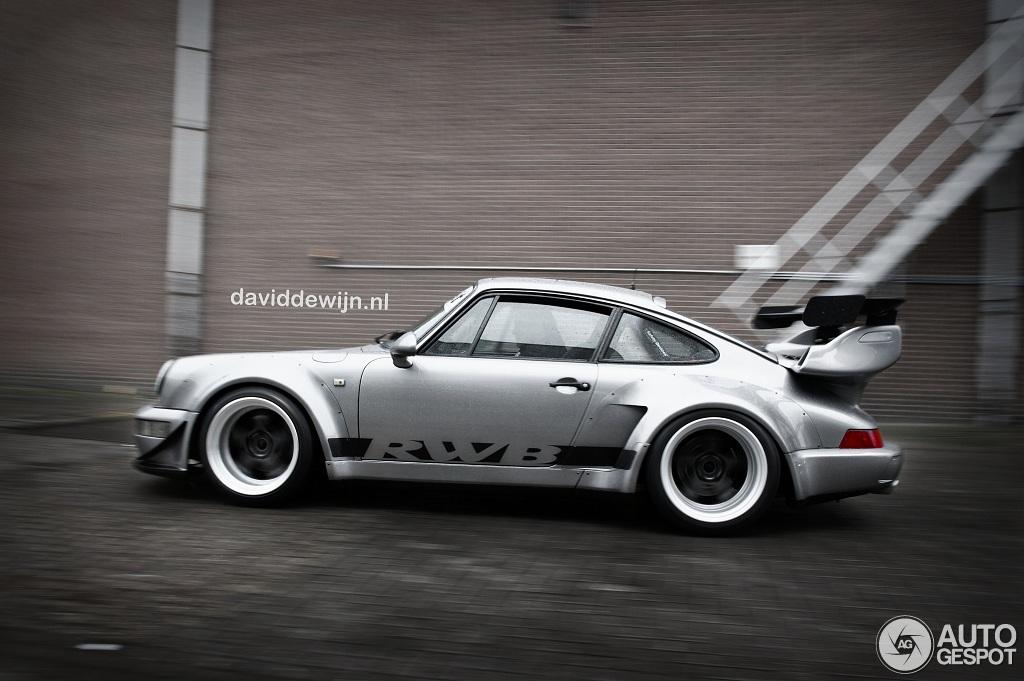 Porsche Rauh Welt Begriff 964 Turbo 23 May 2013 Autogespot