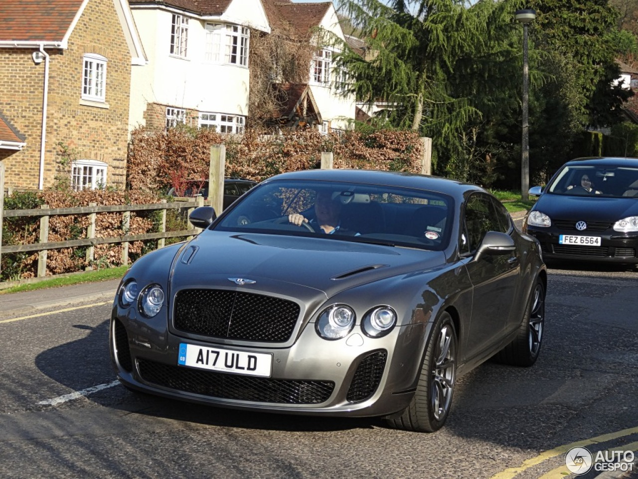 bentley continental supersports coup 24 may 2013 autogespot. Cars Review. Best American Auto & Cars Review