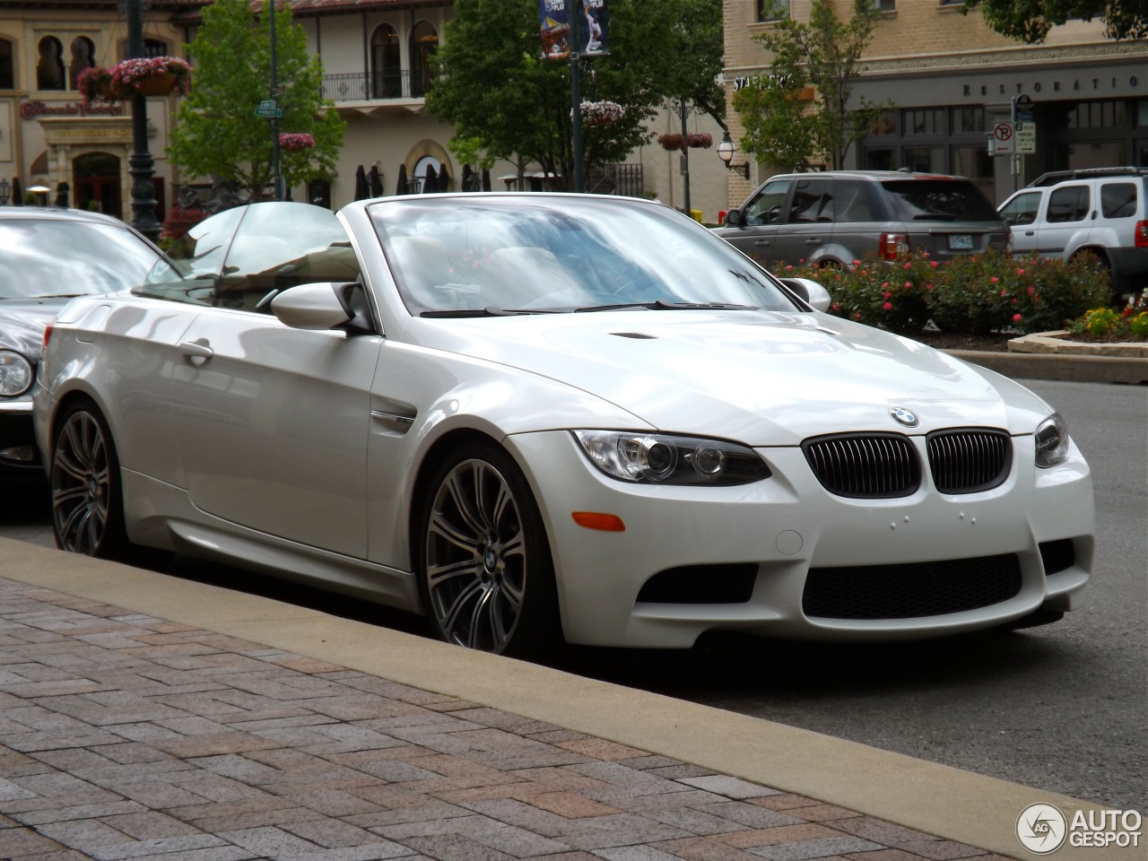 Bmw M3 E93 Cabriolet 24 May 2013 Autogespot
