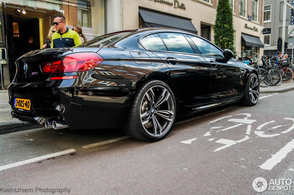 BMW M6 F06 Gran Coupé - 25 mei 2013 - Autogespot