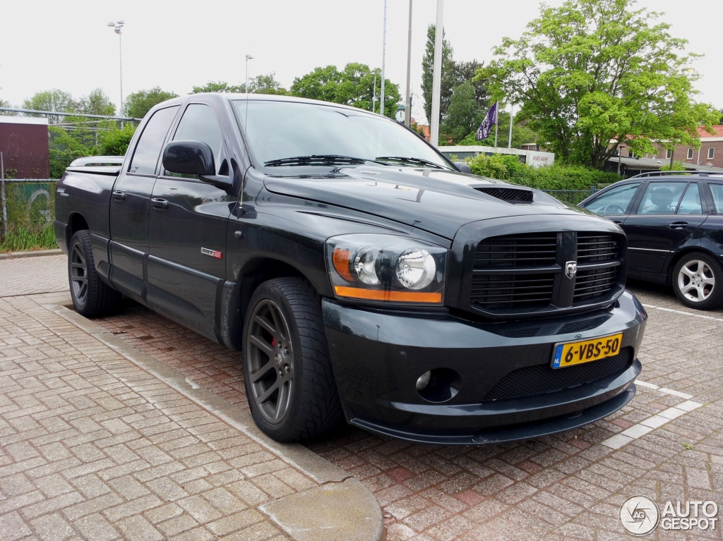 Dodge Ram Srt 10 Quad Cab Night Runner 25 May 2013