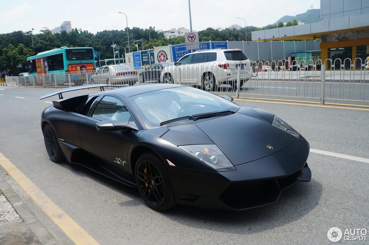 Lamborghini Murciélago LP670-4 SuperVeloce 2