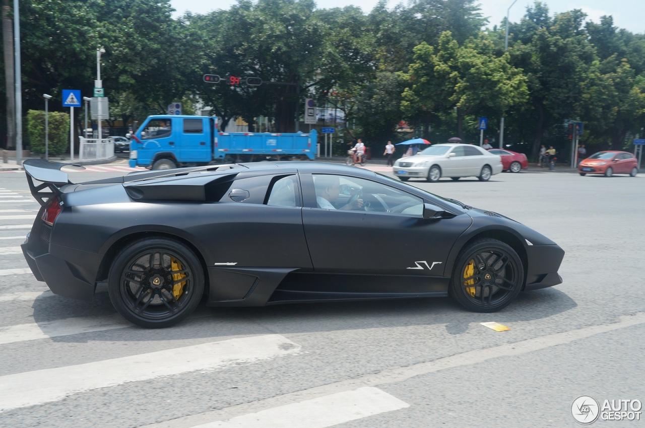 Lamborghini Murciélago LP670-4 SuperVeloce 7