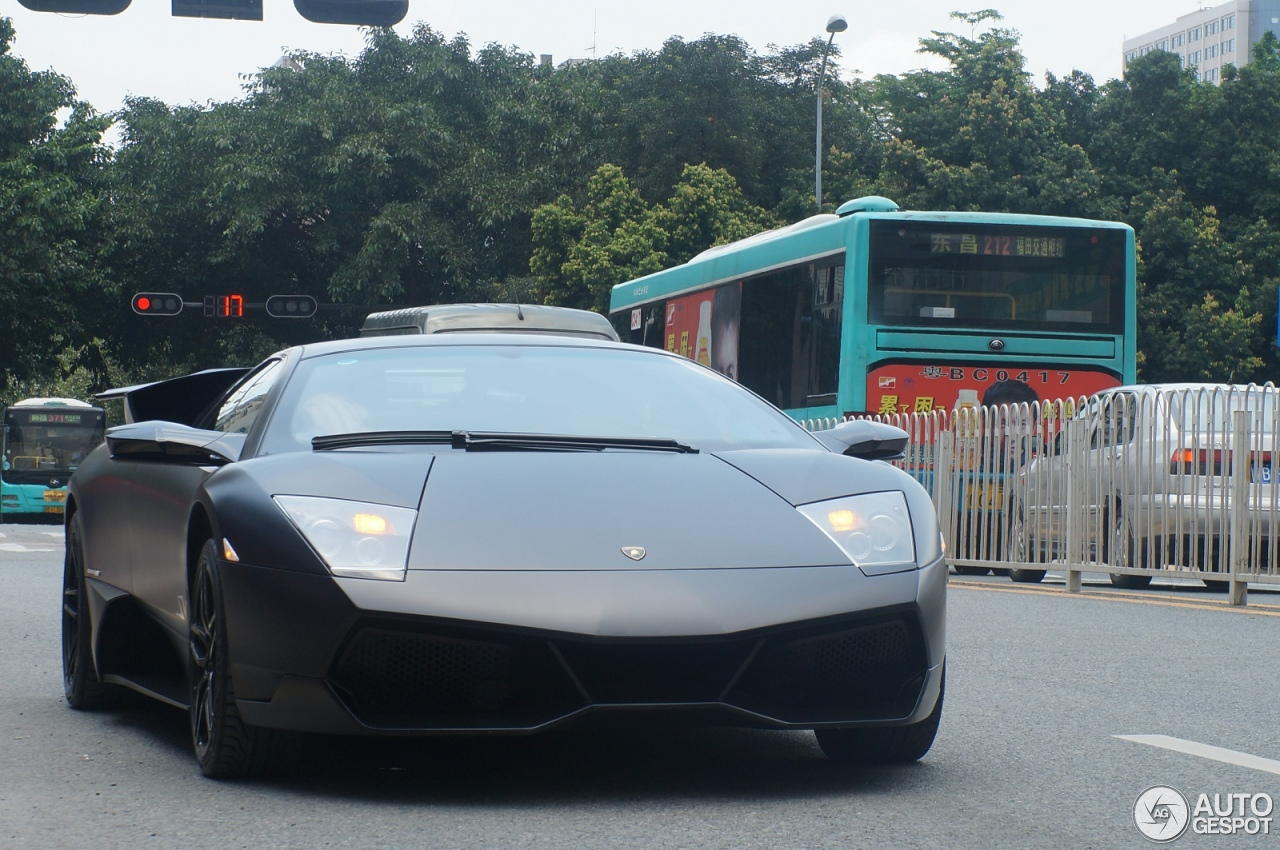 Lamborghini Murciélago LP670-4 SuperVeloce 8