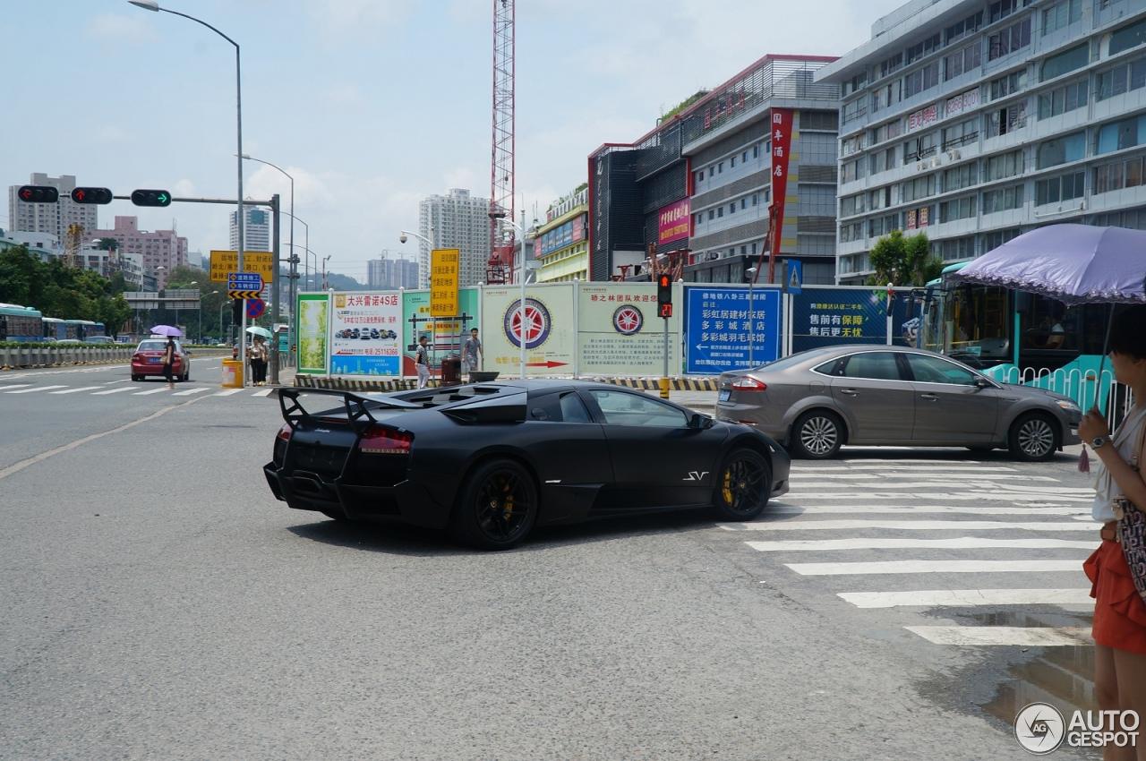 Lamborghini Murciélago LP670-4 SuperVeloce 9