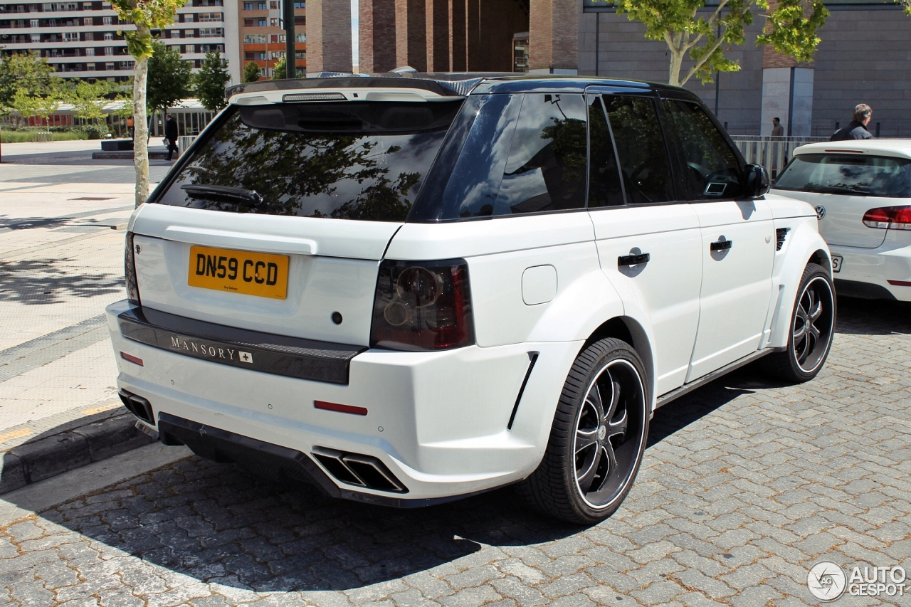 Land Rover Mansory Range Rover Sport 1