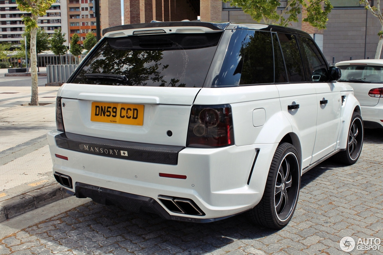 Land Rover Mansory Range Rover Sport 10
