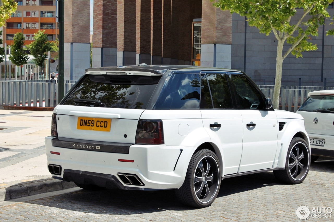 Land Rover Mansory Range Rover Sport 2