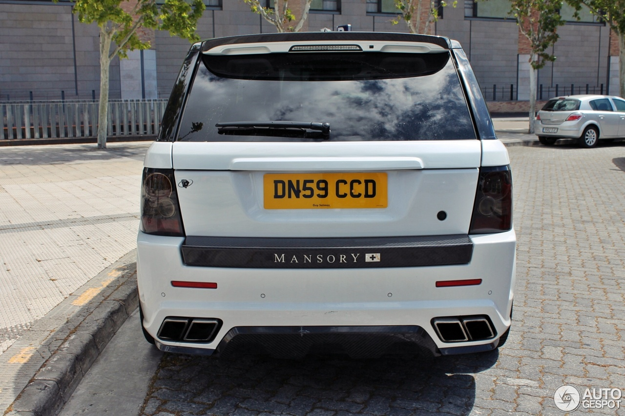 Land Rover Mansory Range Rover Sport 3