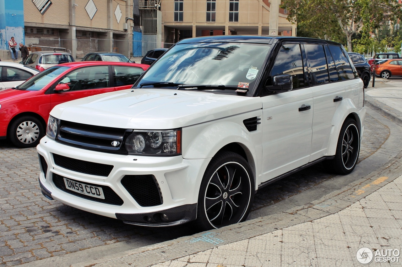 Land Rover Mansory Range Rover Sport 6
