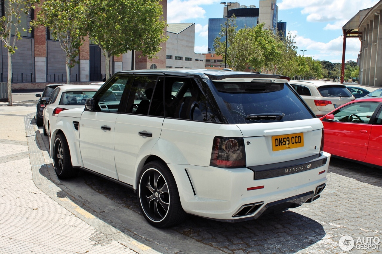 Land Rover Mansory Range Rover Sport 7