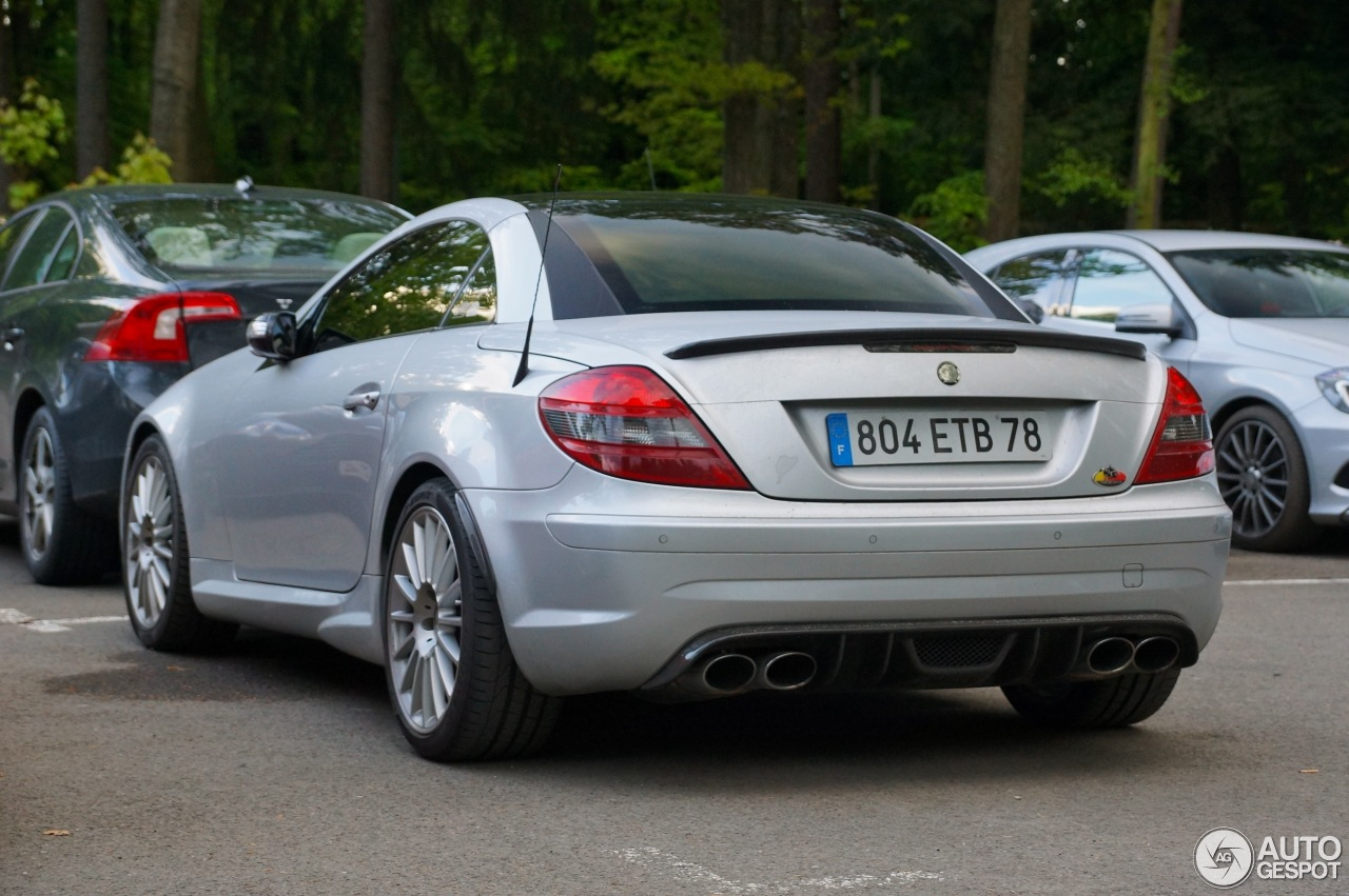 mercedes benz slk 55 amg r171 25 mai 2013 autogespot. Black Bedroom Furniture Sets. Home Design Ideas
