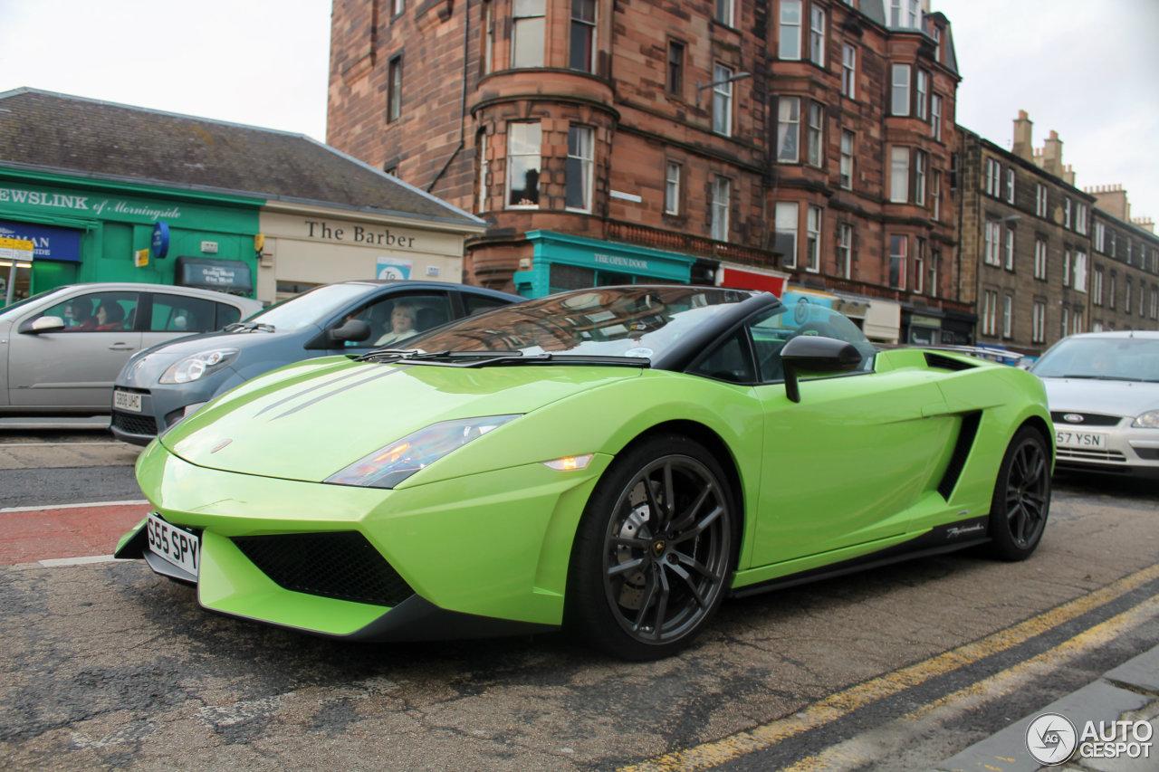 1 i lamborghini gallardo lp570 4 spyder performante 1 - Lamborghini Gallardo Spyder Green
