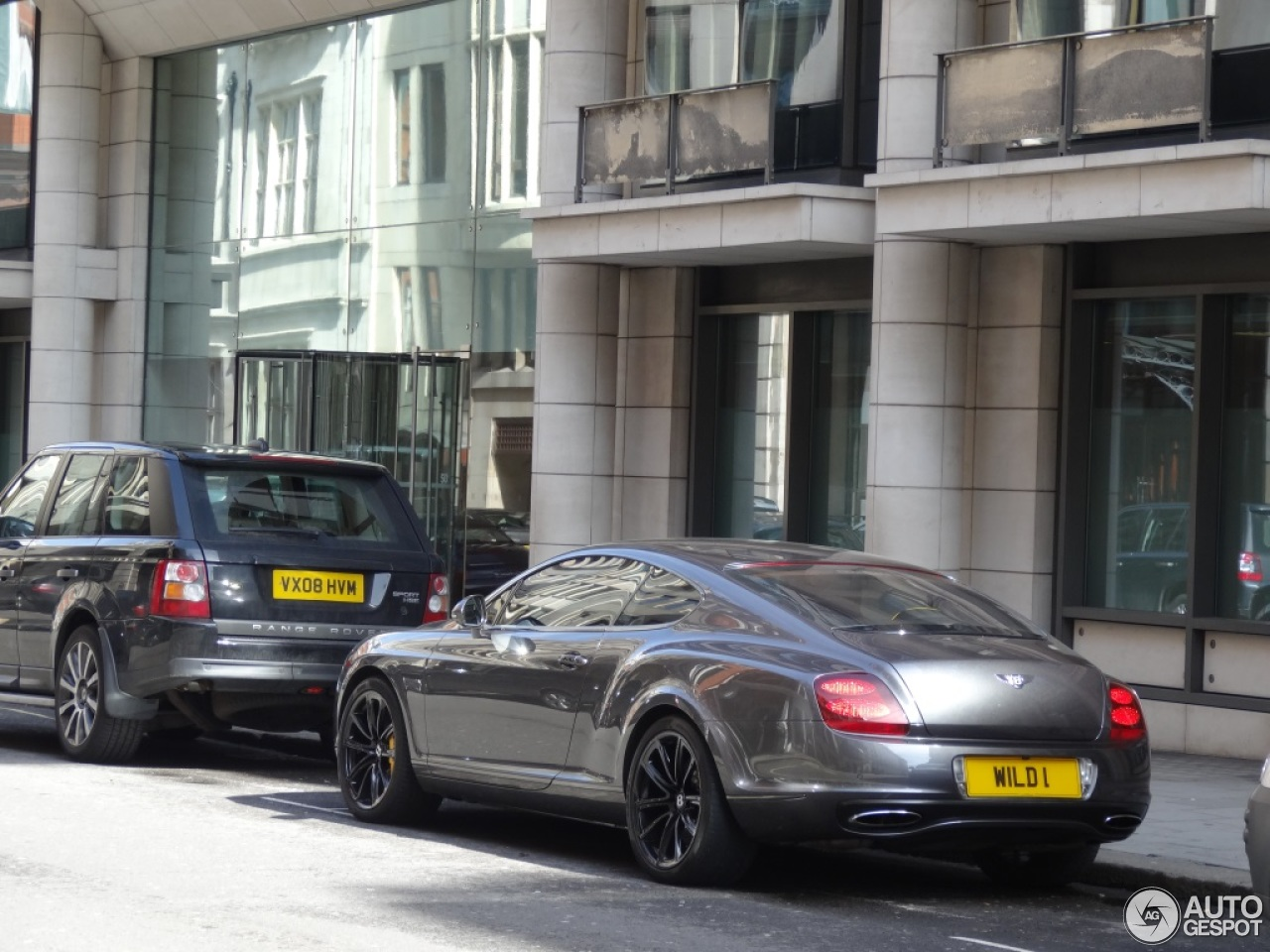 bentley continental supersports coup 28 may 2013 autogespot. Cars Review. Best American Auto & Cars Review