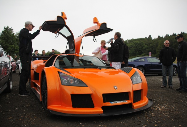 Gumpert Apollo Sport