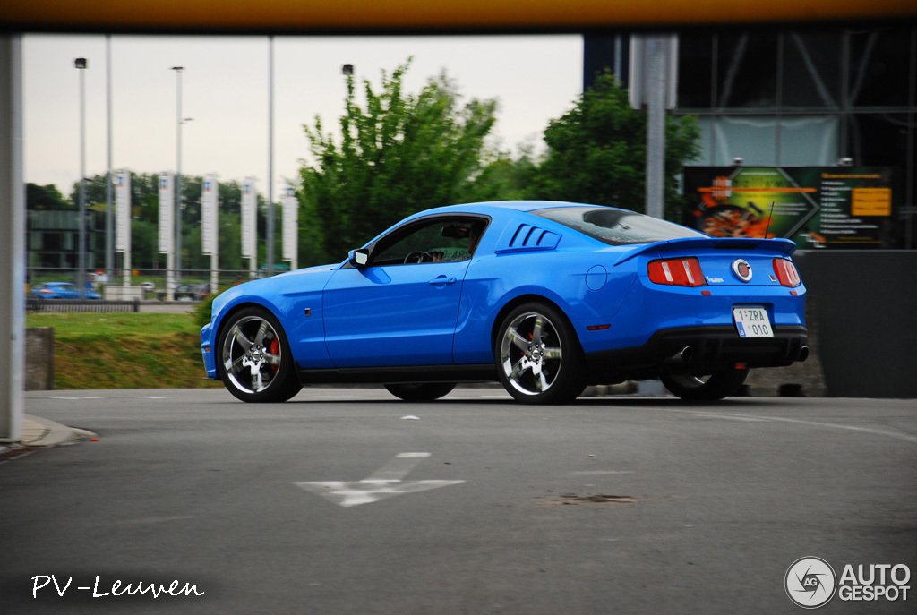 ford mustang roush 5 0 stage 3 2011 29 may 2013 autogespot. Black Bedroom Furniture Sets. Home Design Ideas