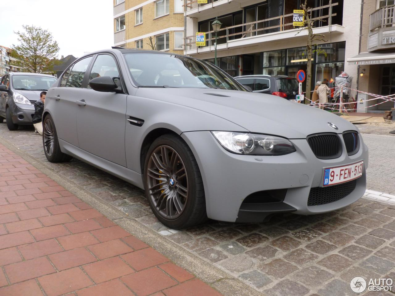 Bmw M3 E90 Sedan 2009 30 May 2013 Autogespot