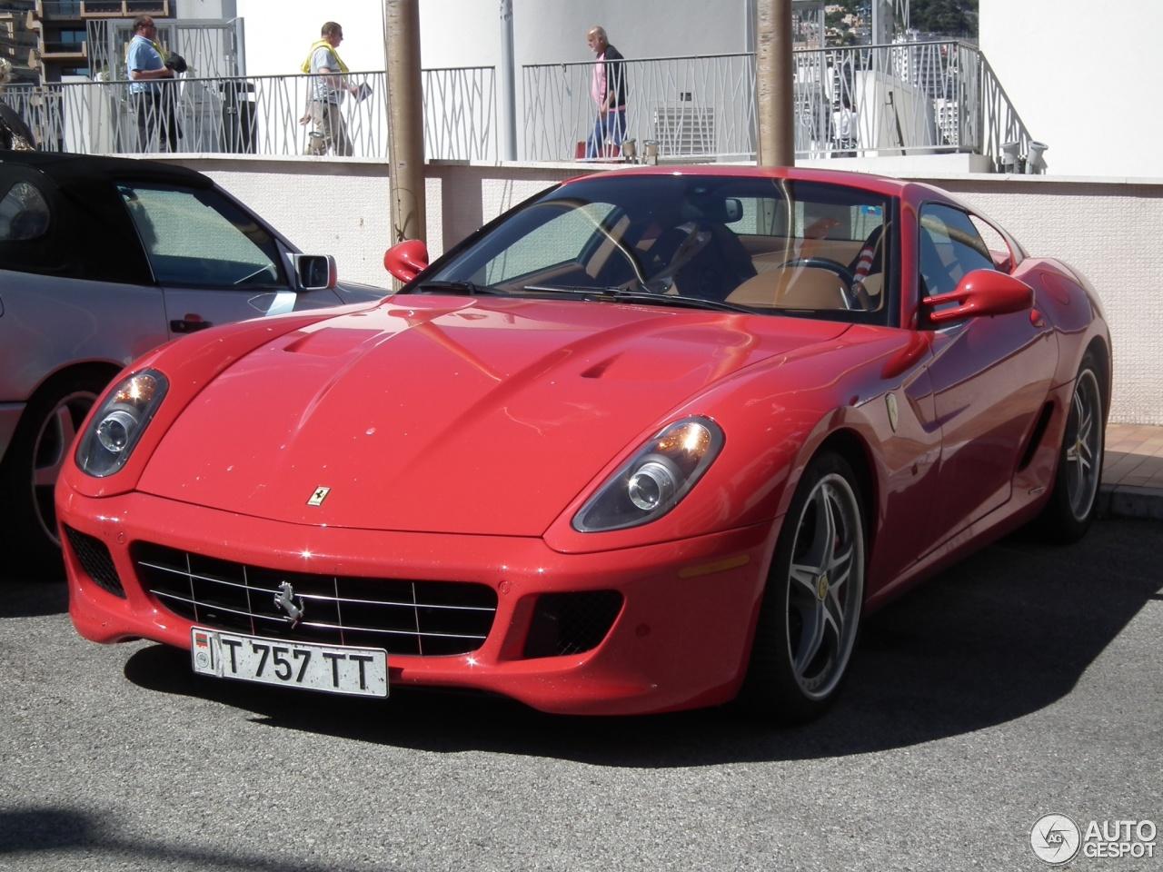 Ferrari 599 Gtb Fiorano Hgte 30 May 2013 Autogespot