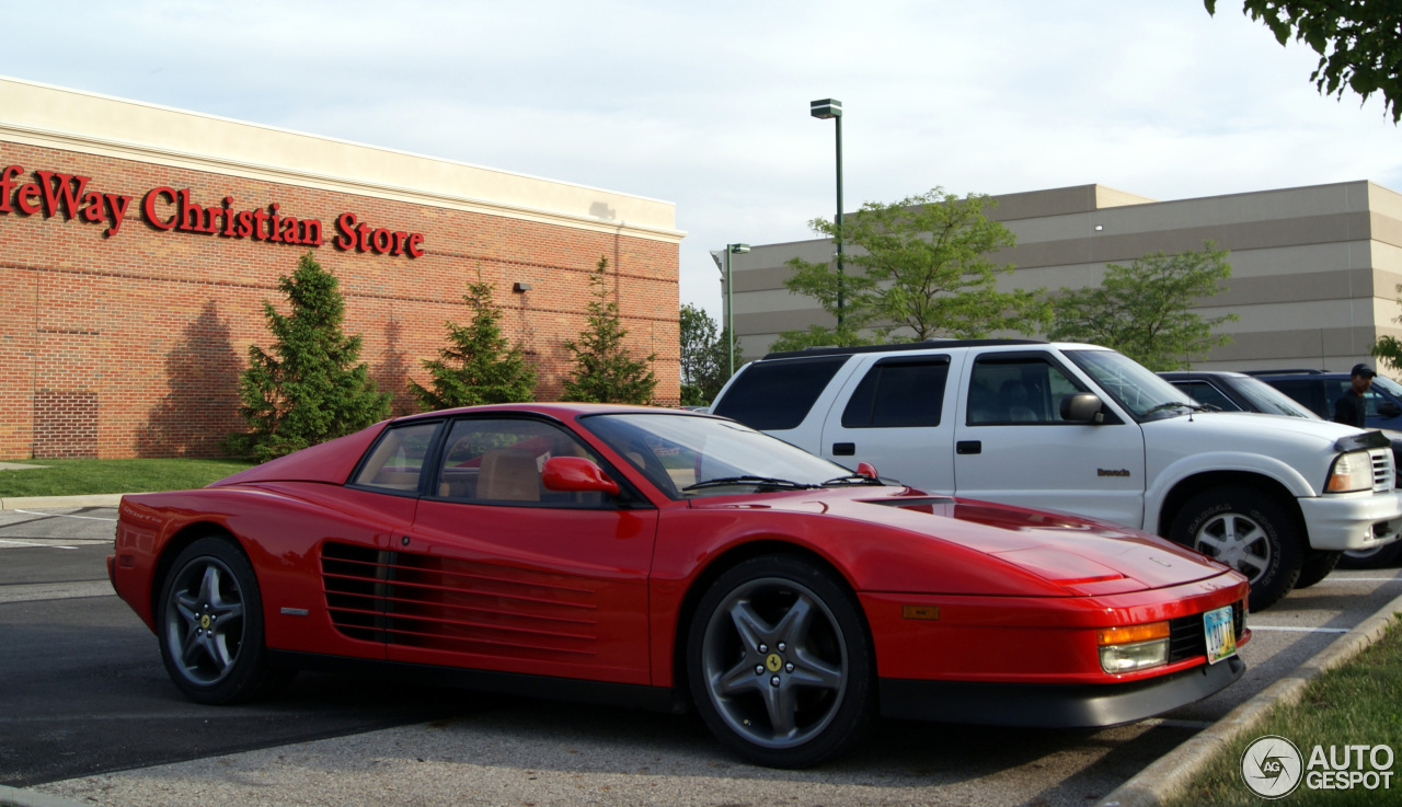Ferrari Testarossa  30 May 2013  Autogespot