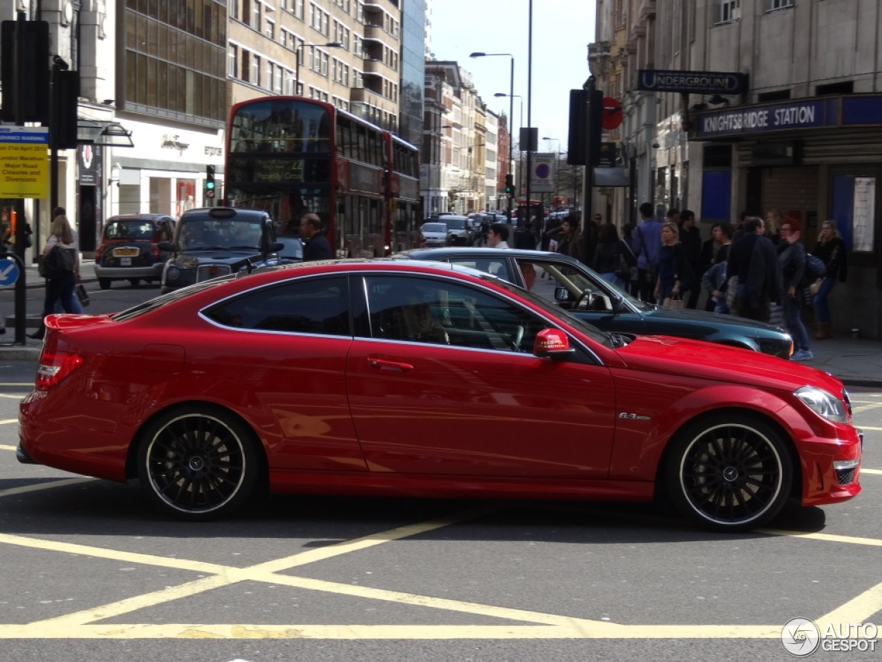 Mercedes Benz C 63 Amg Coup 233 Edition 125 30 May 2013 Autogespot