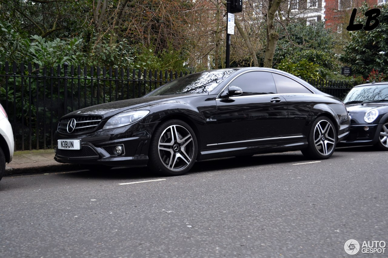 mercedes benz cl 63 amg c216 30 may 2013 autogespot. Black Bedroom Furniture Sets. Home Design Ideas