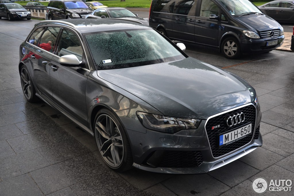 Audi Rs6 Avant C7 31 Mei 2013 Autogespot