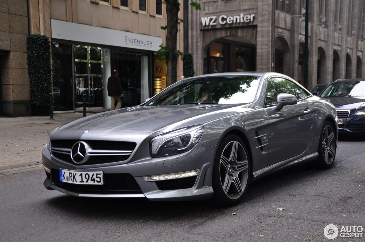 Mercedes benz sl 63 amg r231 1 juni 2013 autogespot for Mercedes benz sl 63 amg